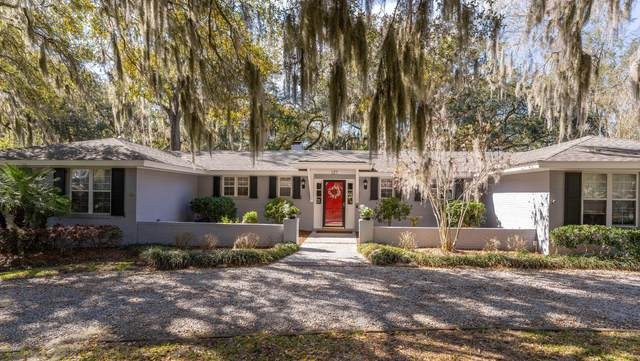 127 Spanish Point Drive, Beaufort, SC 29902 (MLS #165570) :: Shae Chambers Helms | Keller Williams Realty
