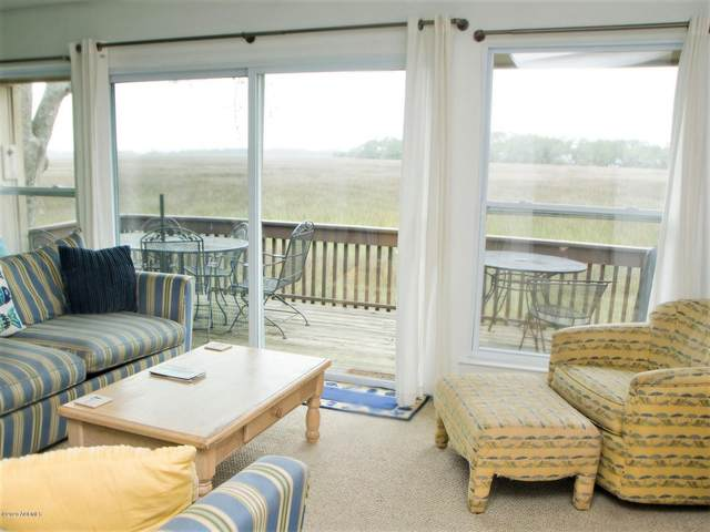 234 Tennis Villa #234, Fripp Island, SC 29920 (MLS #165576) :: RE/MAX Island Realty