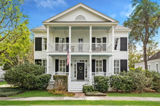 10 Grace Park, Beaufort, SC 29906 (MLS #165579) :: RE/MAX Island Realty