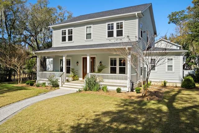 18 Carter Oaks Dr., Lady's Island, SC 29907 (MLS #165604) :: MAS Real Estate Advisors