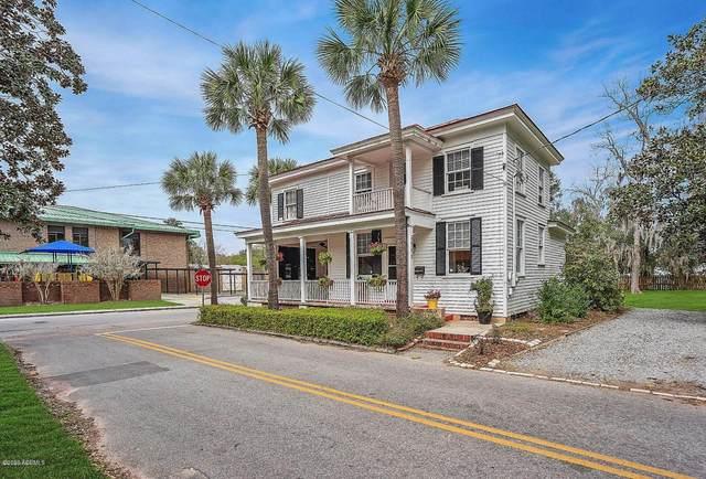 1711 King Street, Beaufort, SC 29902 (MLS #165636) :: Shae Chambers Helms | Keller Williams Realty