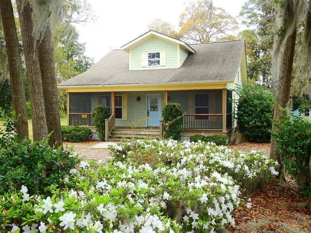 2813 Smilax Avenue, Port Royal, SC 29935 (MLS #165655) :: Coastal Realty Group