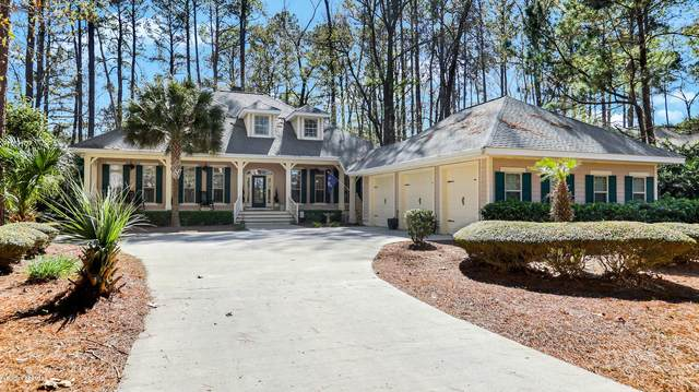 43 Winding Oak Drive, Okatie, SC 29909 (MLS #165664) :: Coastal Realty Group