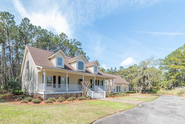 192 Callawassie Drive, Okatie, SC 29909 (MLS #165668) :: Coastal Realty Group