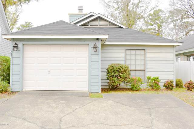 943 Oyster Cove Road, Beaufort, SC 29902 (MLS #165673) :: RE/MAX Coastal Realty