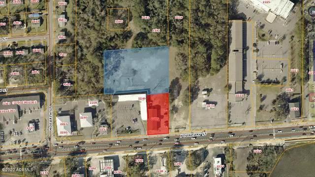 2247 Boundary Street, Beaufort, SC 29902 (MLS #165689) :: RE/MAX Coastal Realty