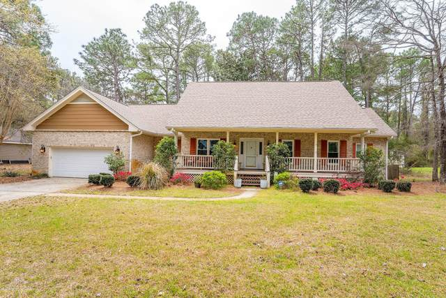 21 Royal Pines Boulevard, Lady's Island, SC 29907 (MLS #165704) :: MAS Real Estate Advisors