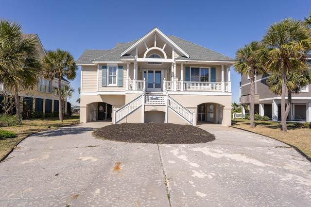 152 N Harbor Drive, Harbor Island, SC 29920 (MLS #165713) :: Shae Chambers Helms | Keller Williams Realty