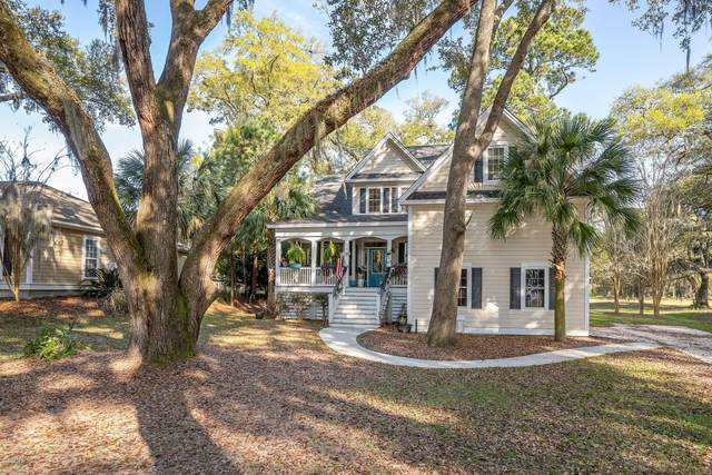 67 Downing Drive, Beaufort, SC 29907 (MLS #165724) :: Shae Chambers Helms | Keller Williams Realty