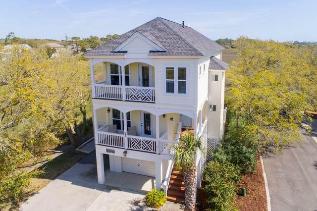 35 Sea Mist Road, Fripp Island, SC 29920 (MLS #165736) :: Shae Chambers Helms | Keller Williams Realty