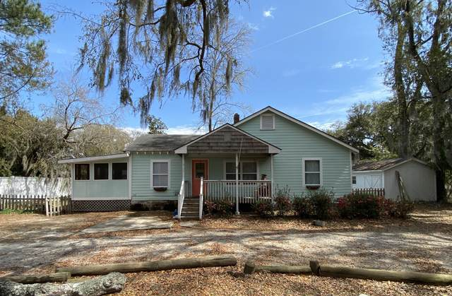 603 Waight Street, Beaufort, SC 29902 (MLS #165739) :: Shae Chambers Helms | Keller Williams Realty