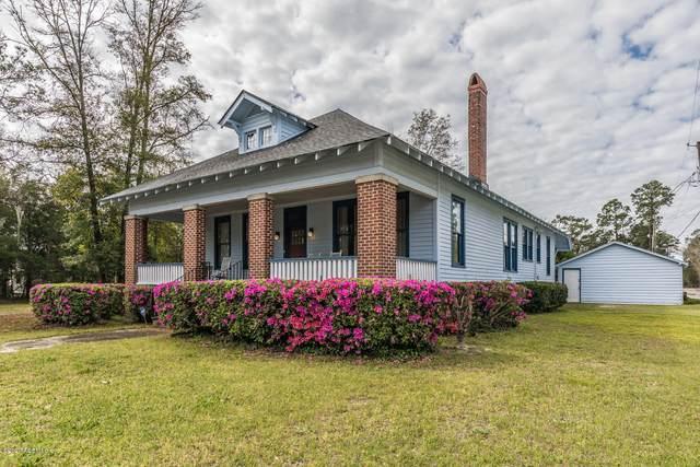 407 Mulberry Street W, Hampton, SC 29924 (MLS #165748) :: Shae Chambers Helms   Keller Williams Realty