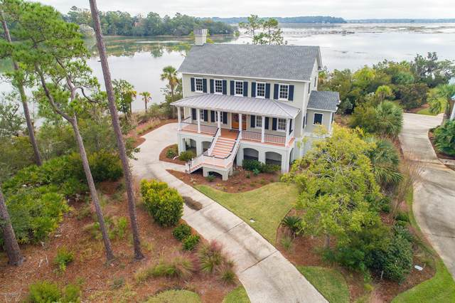107 Sunset Court, Beaufort, SC 29902 (MLS #165751) :: RE/MAX Coastal Realty