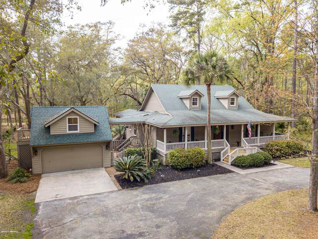 58 Rose Hill Drive, Bluffton, SC 29910 (MLS #165754) :: RE/MAX Island Realty