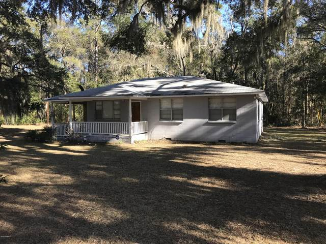 81 Seaside Road, St. Helena Island, SC 29920 (MLS #165788) :: Shae Chambers Helms | Keller Williams Realty