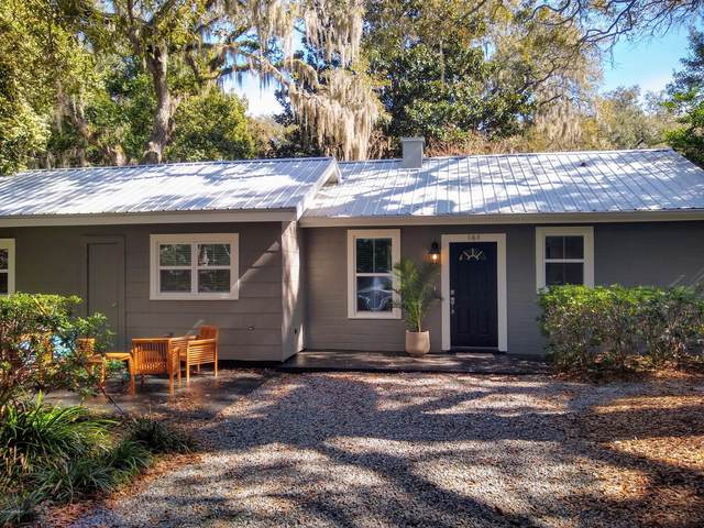 161 Fuller Parkway, Beaufort, SC 29902 (MLS #165799) :: RE/MAX Coastal Realty