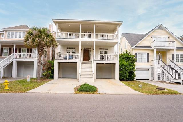 80 Davis Love Drive, Fripp Island, SC 29920 (MLS #165802) :: RE/MAX Coastal Realty