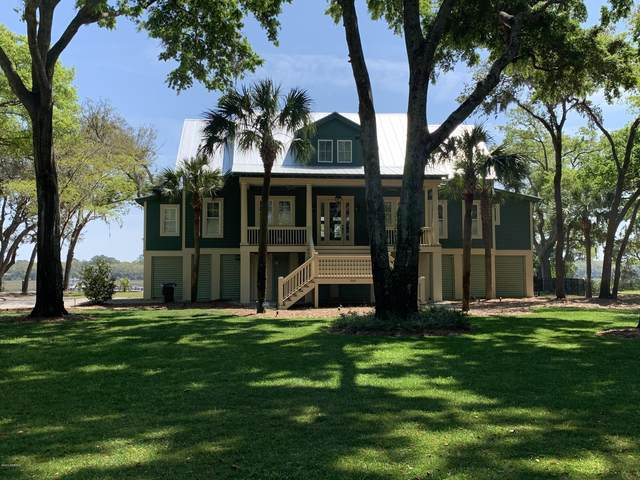 348 Fripp Point Road, St. Helena Island, SC 29920 (MLS #165805) :: MAS Real Estate Advisors
