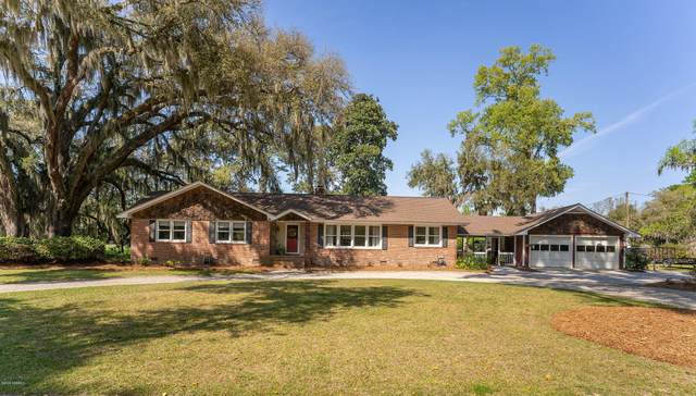 615 Broad River Drive, Beaufort, SC 29906 (MLS #165815) :: RE/MAX Island Realty