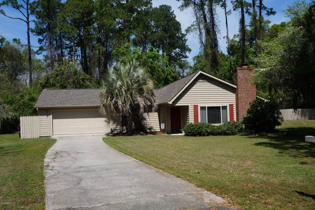 5960 Pleasant Farm Drive, Beaufort, SC 29906 (MLS #165819) :: RE/MAX Coastal Realty