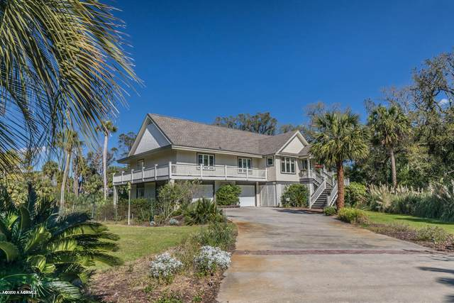 579 Remora Drive, Fripp Island, SC 29920 (MLS #165829) :: Shae Chambers Helms | Keller Williams Realty