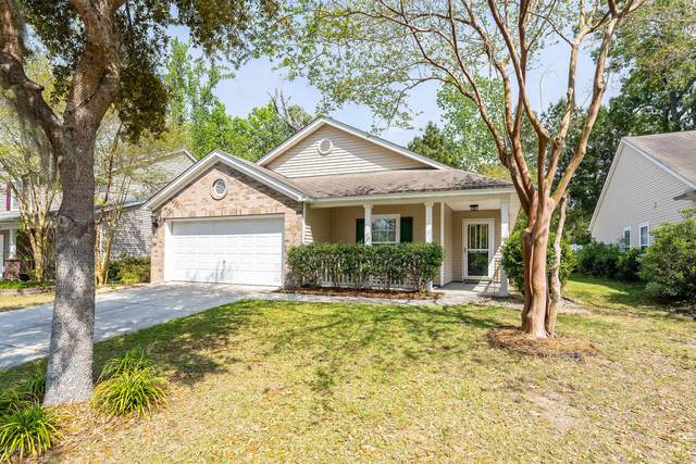 32 Shadow Moss Drive, Beaufort, SC 29906 (MLS #165831) :: RE/MAX Island Realty