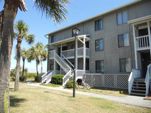 4 Harbor Drive N K210, Harbor Island, SC 29920 (MLS #165833) :: Shae Chambers Helms | Keller Williams Realty
