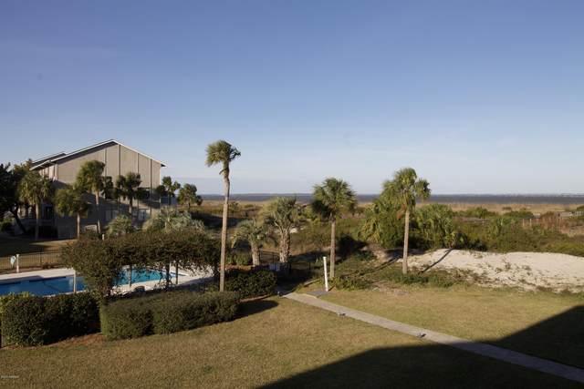 E204 Cedar Reef Villa, Harbor Island, SC 29920 (MLS #165834) :: Shae Chambers Helms | Keller Williams Realty