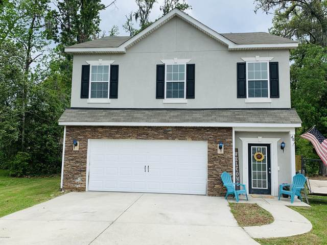 44 Applemint Lane, Beaufort, SC 29906 (MLS #165845) :: MAS Real Estate Advisors