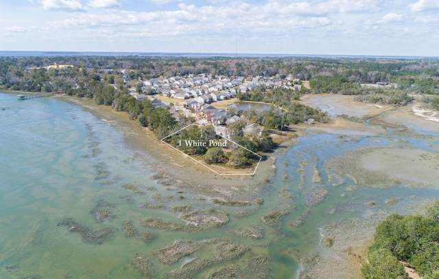 1 White Pond Boulevard, Beaufort, SC 29902 (MLS #165846) :: Shae Chambers Helms   Keller Williams Realty