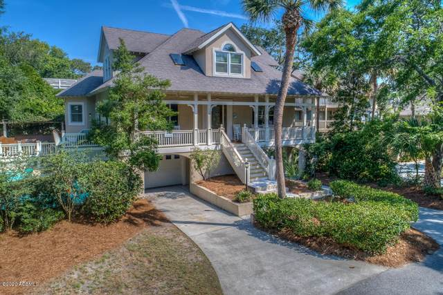 72 Dune Lane, Hilton Head Island, SC 29928 (MLS #165868) :: RE/MAX Island Realty