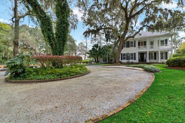 62 Widewater Road, Hilton Head Island, SC 29926 (MLS #165872) :: RE/MAX Island Realty