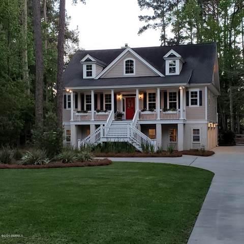 18 Pleasant Place Drive, Beaufort, SC 29907 (MLS #165885) :: Shae Chambers Helms | Keller Williams Realty