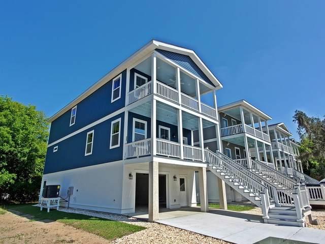 125 Palmetto Breeze Circle, Beaufort, SC 29907 (MLS #165899) :: Shae Chambers Helms | Keller Williams Realty