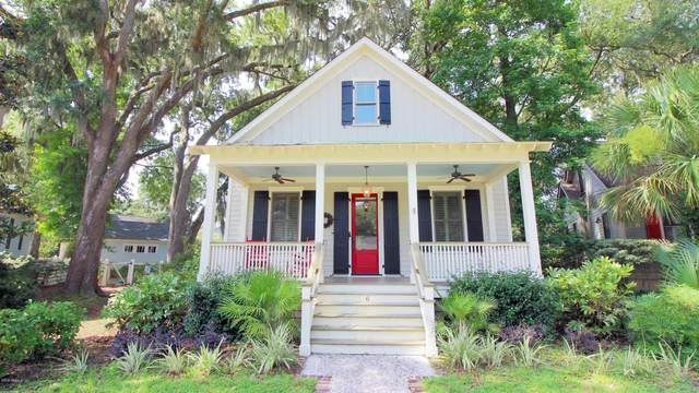 6 Park Bend, Beaufort, SC 29906 (MLS #165914) :: RE/MAX Island Realty