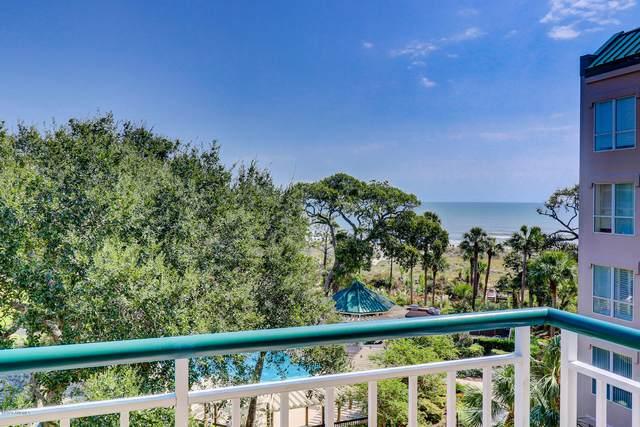 57 Ocean Lane #3405, Hilton Head Island, SC 29928 (MLS #165938) :: Shae Chambers Helms | Keller Williams Realty
