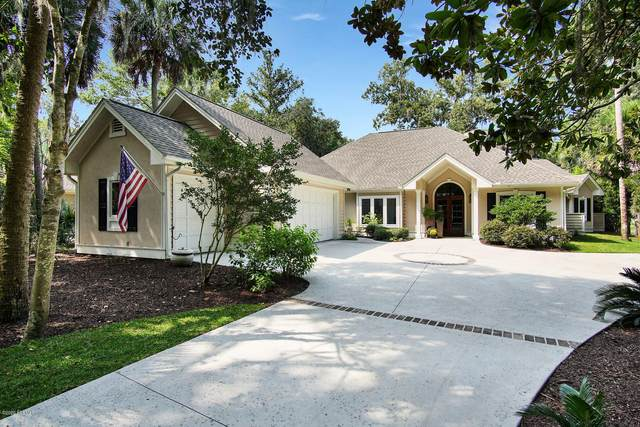 8 Wild Magnolia Lane, Okatie, SC 29909 (MLS #165989) :: Coastal Realty Group