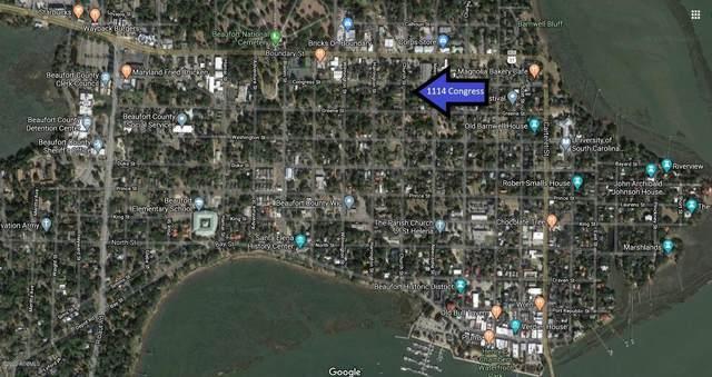 1114 Congress Street, Beaufort, SC 29902 (MLS #166012) :: Shae Chambers Helms | Keller Williams Realty