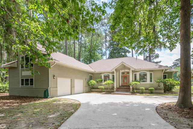 49 Winding Oak Drive, Okatie, SC 29909 (MLS #166016) :: Coastal Realty Group