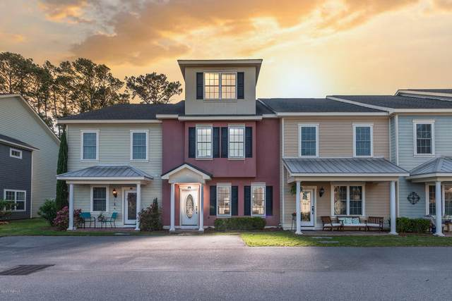 65 Battery Creek Club Drive, Beaufort, SC 29902 (MLS #166064) :: Shae Chambers Helms | Keller Williams Realty
