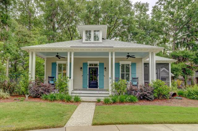 2 Sweet Olive Drive, Beaufort, SC 29907 (MLS #166098) :: Shae Chambers Helms | Keller Williams Realty