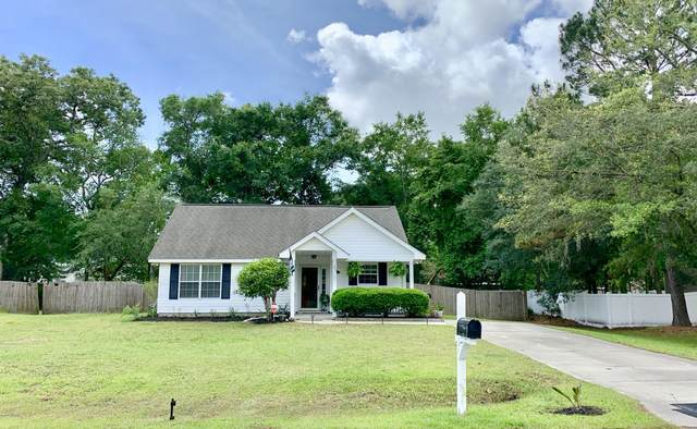 23 Mary Elizabeth Drive, Beaufort, SC 29907 (MLS #166106) :: RE/MAX Island Realty