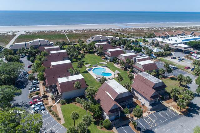 322 Captain John Fripp Villa, Fripp Island, SC 29920 (MLS #166163) :: Coastal Realty Group