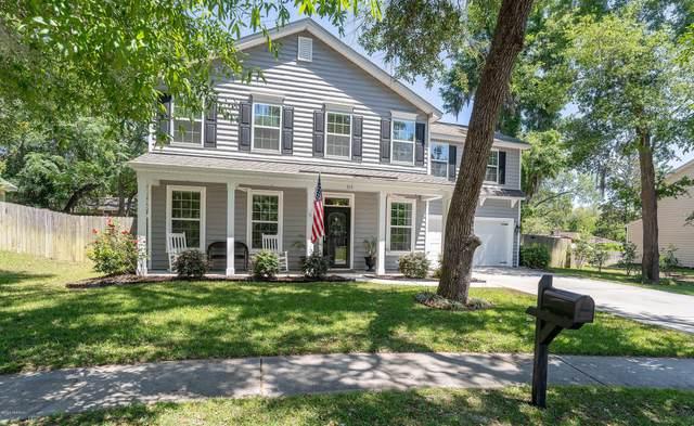 515 Abner Lane, Beaufort, SC 29902 (MLS #166180) :: Shae Chambers Helms | Keller Williams Realty