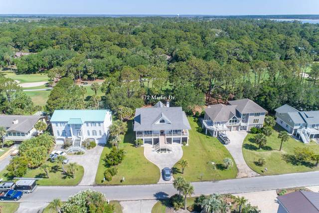 772 Marlin Drive, Fripp Island, SC 29920 (MLS #166183) :: MAS Real Estate Advisors