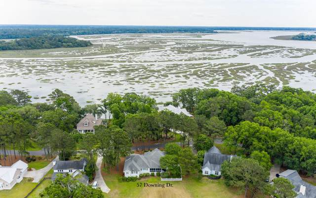 57 Downing Drive, Beaufort, SC 29907 (MLS #166193) :: Shae Chambers Helms | Keller Williams Realty