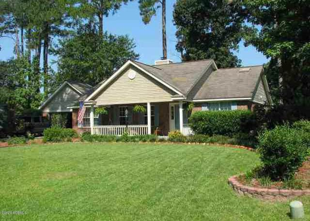 1023 Pine Martin Road, Beaufort, SC 29902 (MLS #166202) :: Shae Chambers Helms | Keller Williams Realty