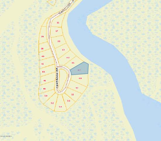 47 Cameroon Drive, Beaufort, SC 29907 (MLS #166216) :: Shae Chambers Helms | Keller Williams Realty