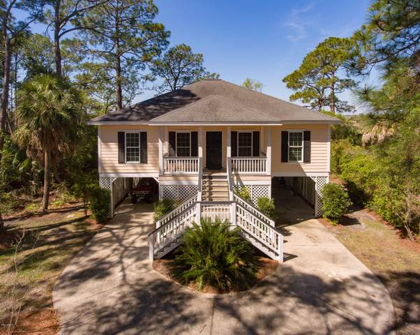 6 Lakeview Lane, Harbor Island, SC 29920 (MLS #166225) :: RE/MAX Island Realty