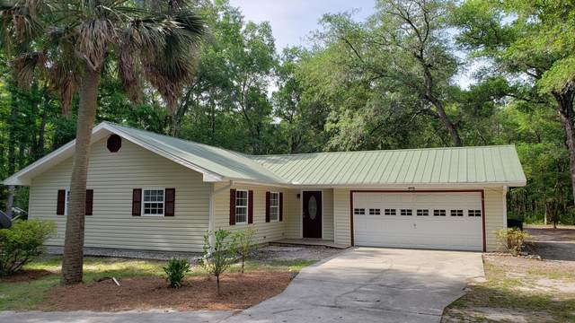 34 Reeds Road, Beaufort, SC 29907 (MLS #166244) :: Shae Chambers Helms | Keller Williams Realty